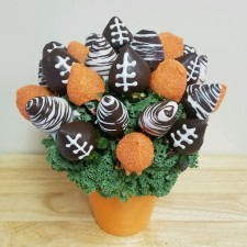 Berrylicious Football Bouquet