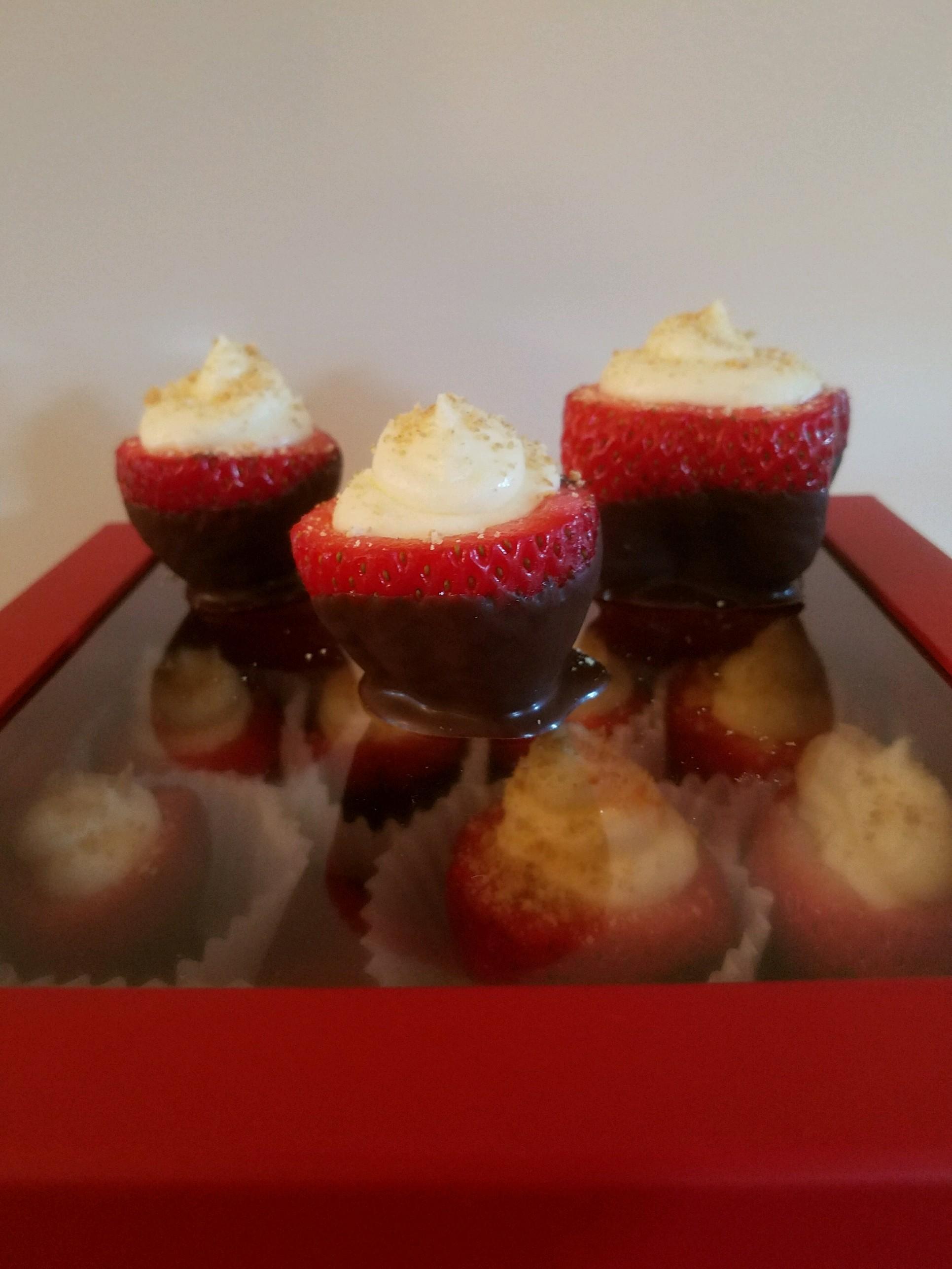 Berrylicious Cheesecake