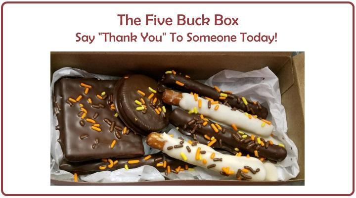 five buck box rotator