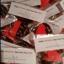 Valentine Peeps